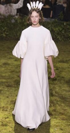 Dior Couture Spring 2017 wedding dress
