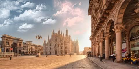milan style shopping