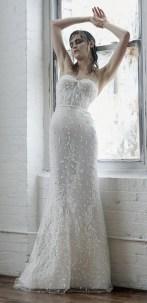модный тренд свадебное платье с жемчугом 2018 Isabelle_Armstrong