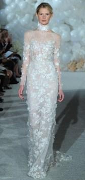 красивое сваденое платье Mira Zwillinger 2018