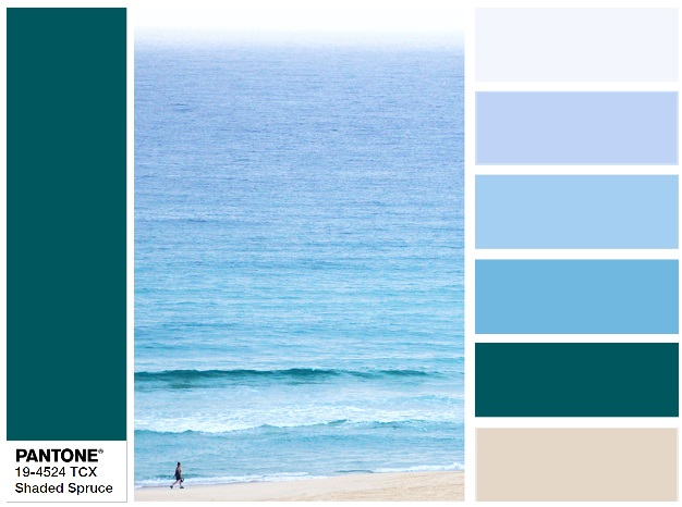 PANTONE 14-4121 Bluebell - combination
