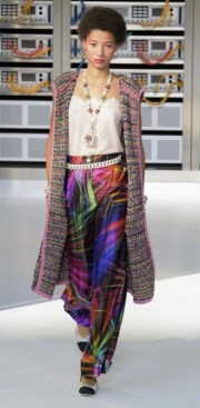 Fashion trend Spring 2017 Chanel