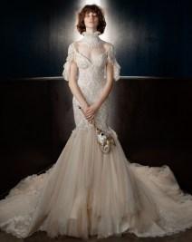 свадебное платье годе Galia Lahav Bridal 2018