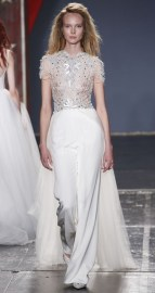 свадебный наряд с брюками Jenny Packham Bridal 2018