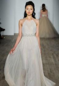 свадебное платье в греческом стиле JLM