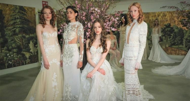Модные тенденции свадебной моды 2018 2018