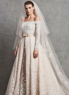 свадебное платье пышное Мурад 2018