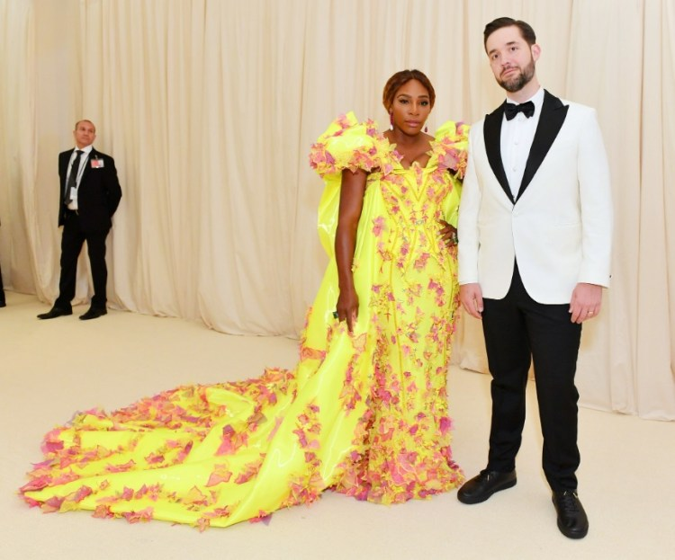 Sirena williams met gala 2019 1
