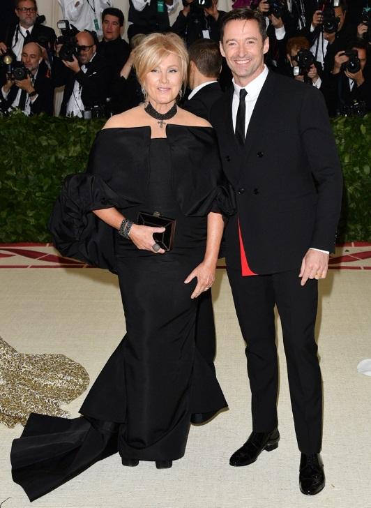 Wiz Khalifa e Hugh Jackman in Dior Homme