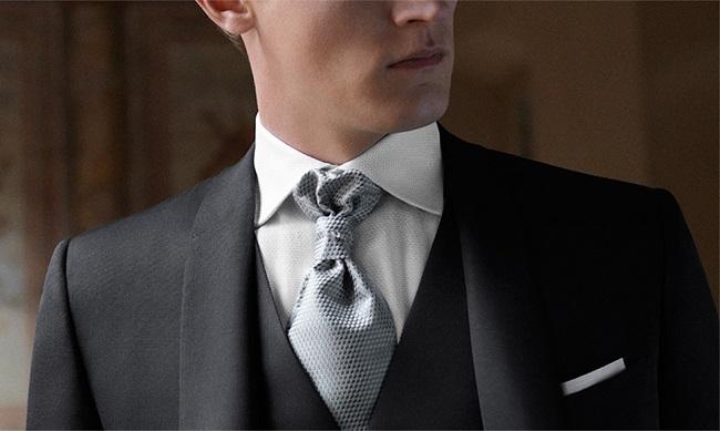 галстук - пластрон