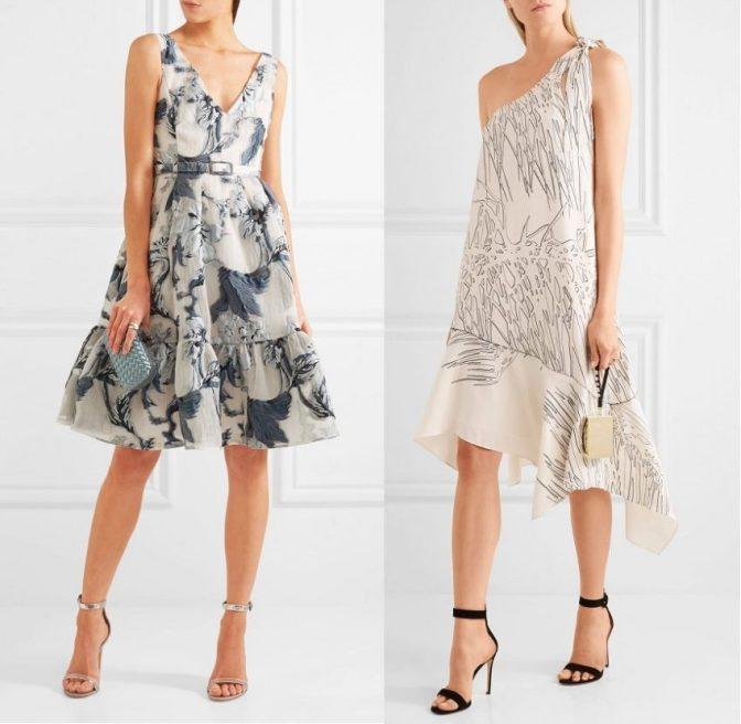 какое платье выбрать на свадьбу к родственникам
