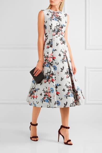 платье а Свадьбу миди Валентино