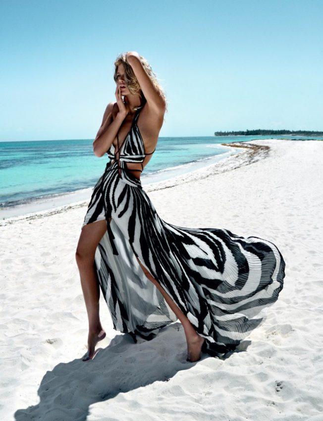 мода 2017 лето длиное платье