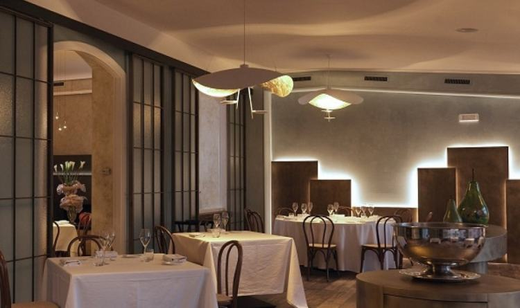 ресторан в Милане Enrico Bartolini MUDEC