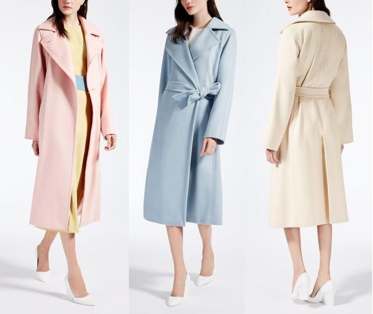 Легендарная модель пальто Manuela от Max Mara