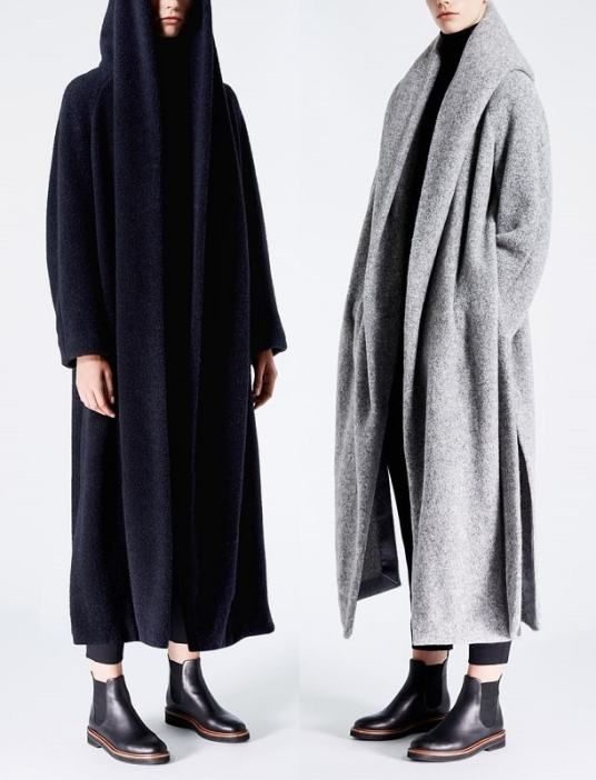 теплое модное пальто Макс Мара осень 2017 зима 2018