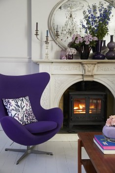 Ultra Violet Pantone Colour interier