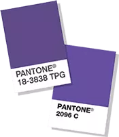 Цвет года 2018 ПантонPANTONE 18-3838 Ultra Violet