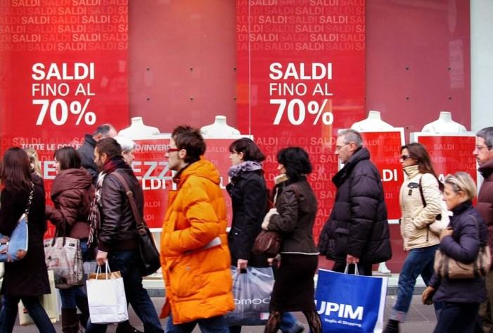 распродажи в Италии 2020 даты скидки в Милане