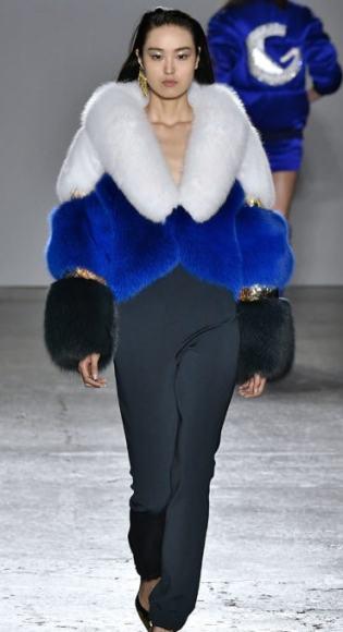 модные итальянские шубы Дженни 2017 2018