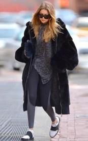 fur oversize