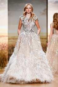 самое красивое платье 2018 Ziad Nakad Couture SS18