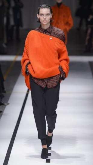 sportmax модный пуловер