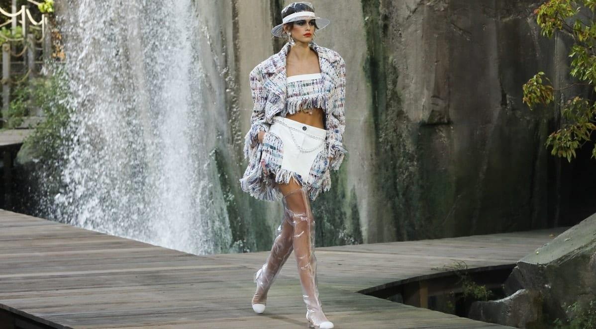 Топ 10 модных трендов Весна-Лето 2018