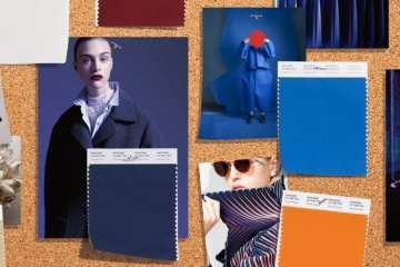 Модные цвета и палитра Пантон осень зима 2018 Pantone-Fashion-Colo