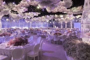 цвет свадьбы 2018 модные цвета