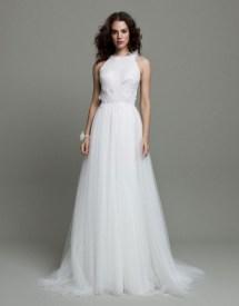DAALARNA Самые модные свадебные платья 2019 с американской проймой