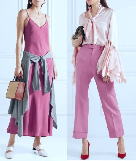 SS18 PANTONE 17-3020 Spring Crocus fashion