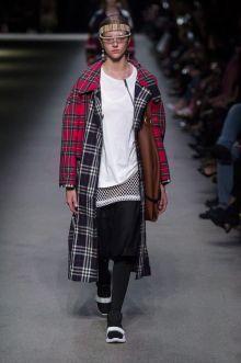 тренч burberry мода весна лето 2018