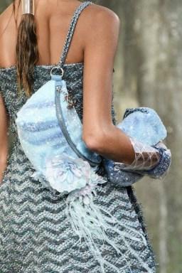 chanel тренд напоясная сумка мода весна лето 2018