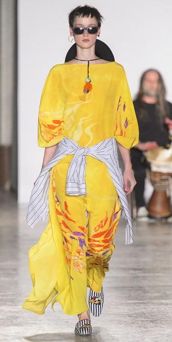 Meadowlark как носить модный желтый цвет 2018