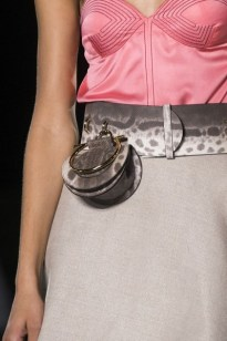 тренд напоясная сумка мода весна лето 2018