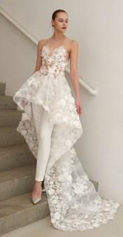 модный свадебный наряд с брюками 2019 francesca miranda