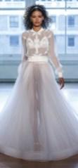 justin-alexander самые красивые модные свадебные платья 2019