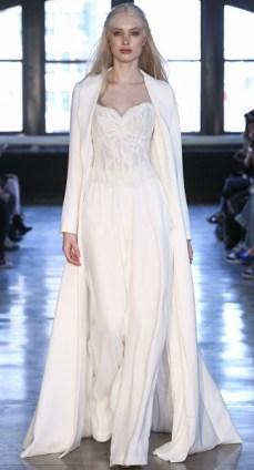 модный свадебный наряд с брюками 2019 wtoo by watters