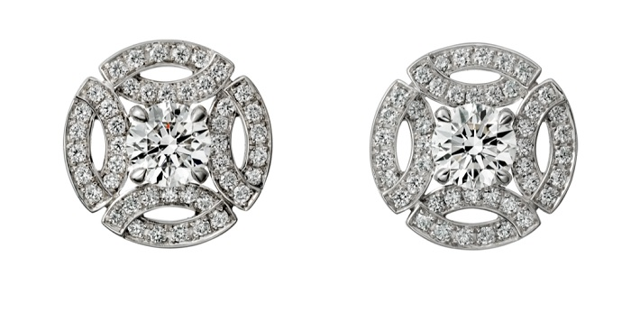 Meghan Markle wedding gioielli EARRINGS