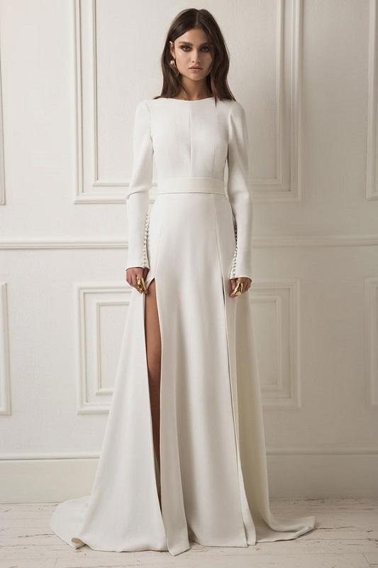 lihi hod свадебное платье как у Меган Маркл