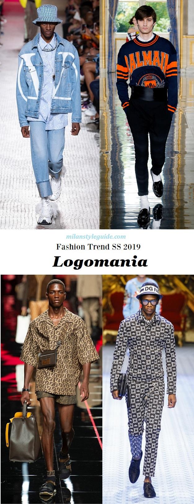 2019 год - Графичный принт или принт графика - что модно в 2019 году