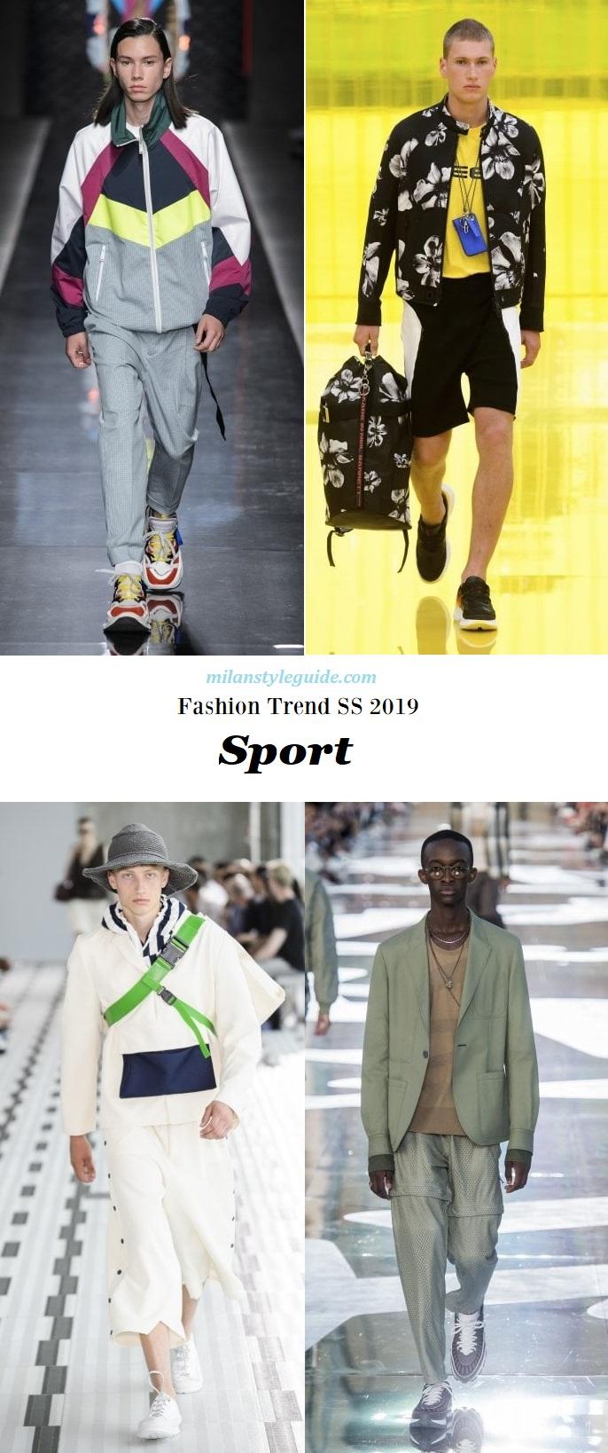 модная тенденции 2019
