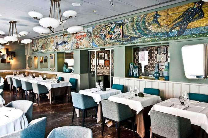 a riccione лучший ресторан морской кухни в Милане
