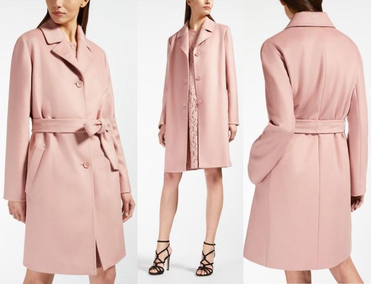 красивое модное пальто недорогое Макс Мара