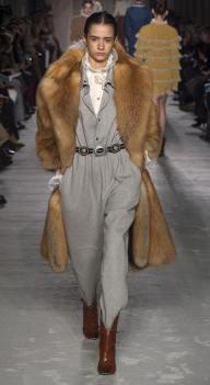Philosophy модные итальянские шубы оверсайз зима 2019 в милане