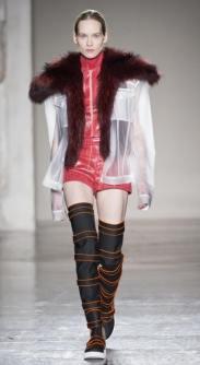 модные шубы зима 2019 тенденция стритстайл