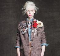 как модно правильно носить брошь с жакетом и пиджаком