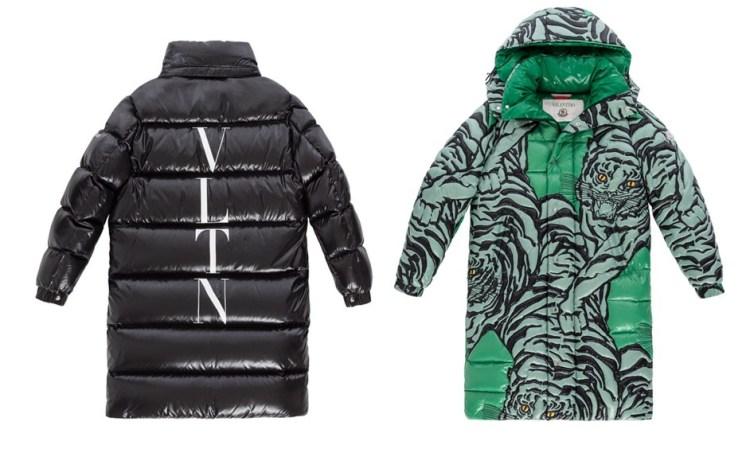 valentino fall 2018 puffer Moncler 2018 модный пуховик оверсайз трендовая вещь сезона зима 2018 2019