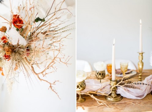 Wedding Color Palette 2019 Golden Hour Pantone (16)